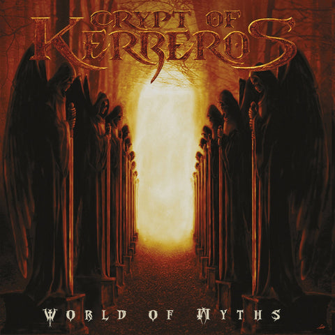 Crypt Of Kerberos - World Of Myths CD DIGIPACK