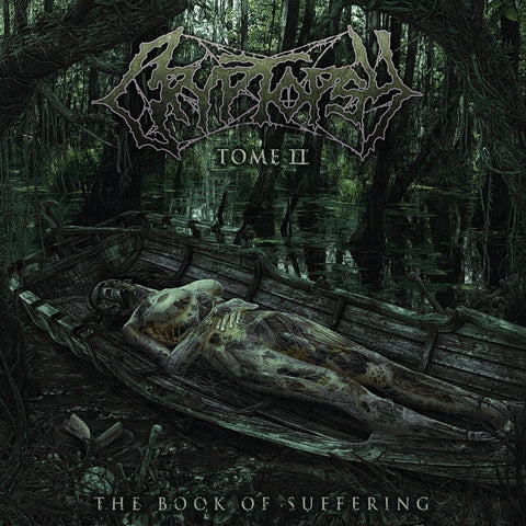 Cryptopsy - The Book Of Suffering: Tome II CD DIGIPACK