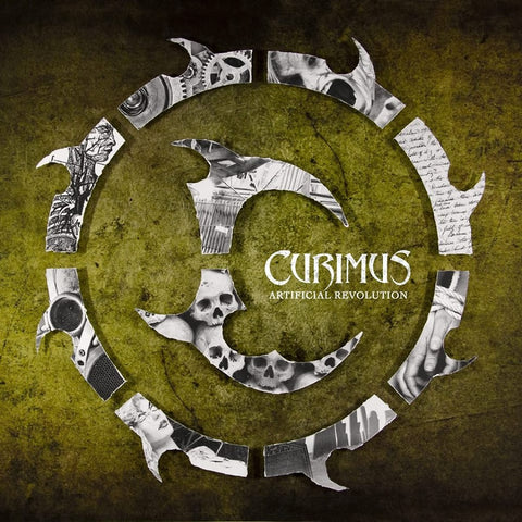 Curimus - Artificial Revolution CD DIGIPACK