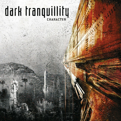 Dark Tranquillity - Character CD