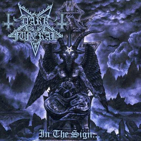 Dark Funeral - In The Sign… CD