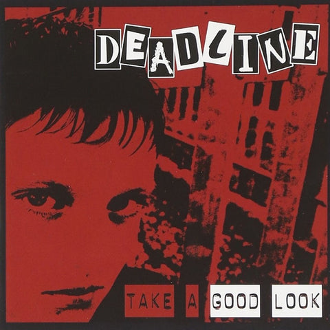 Deadline - Take A Good Look CD