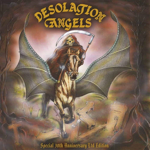 Desolation Angels - Desolation Angels CD DOUBLE