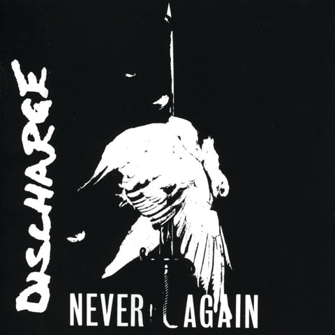 Discharge - Never Again CD DIGIPACK