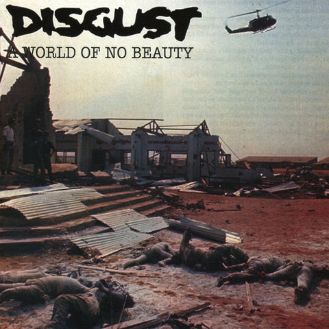 Disgust - A World Of No Beauty CD DIGIPACK