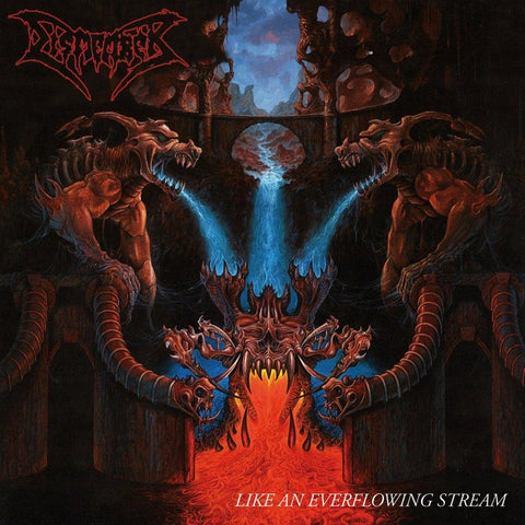 Dismember - Like An Everflowing Stream VINYL DOUBLE 12""