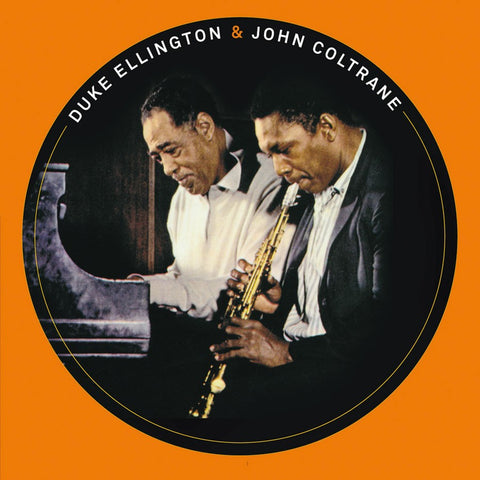 Duke Ellington & John Coltrane - Duke Ellington & John Coltrane CD