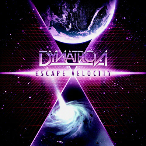 Dynatron - Escape Velocity CD DIGIPACK
