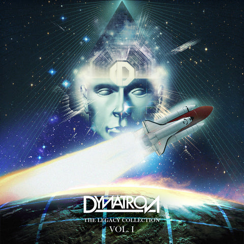 Dynatron - The Legacy Collection Vol. I CD DIGIPACK