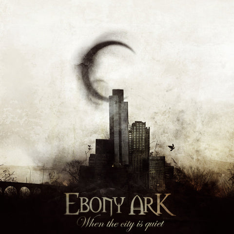 Ebony Ark - When The City Is Quiet CD