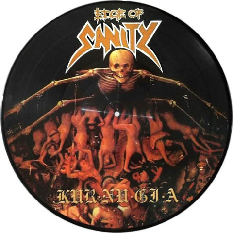 "Edge Of Sanity - Kur-nu-gi-a VINYL 12"" PICTURE DISC"