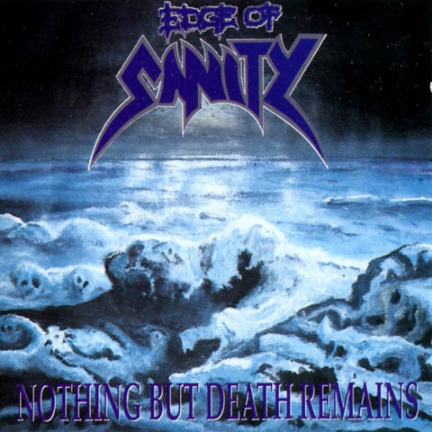 Edge Of Sanity - Nothing But Death Remains CD