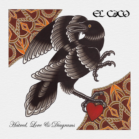 El Caco - Hatred, Love & Diagrams CD DIGIPACK