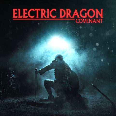 Electric Dragon - Covenant CD DIGISLEEVE