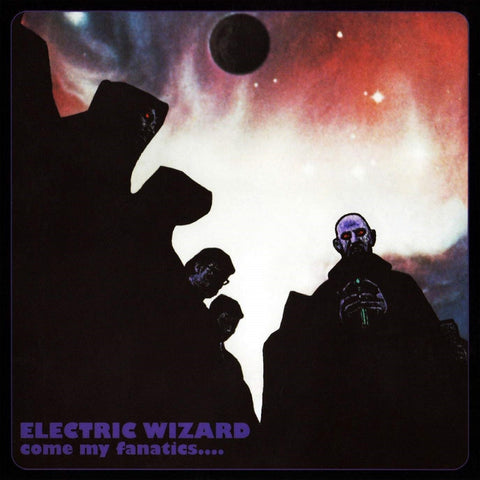 Electric Wizard - Come My Fanatics…. CD