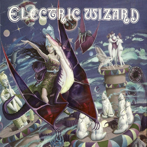 Electric Wizard - Electric Wizard CD
