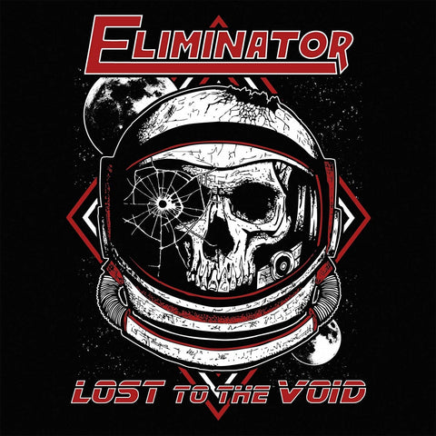 Eliminator - Lost To The Void CD DIGIPACK