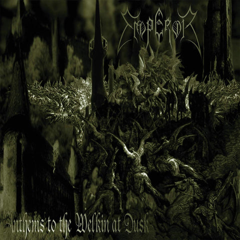 Emperor - Anthems To The Welkin At Dusk CD DIGISLEEVE