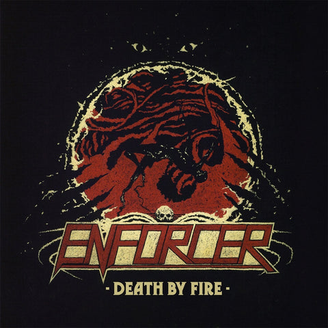 Enforcer - Death By Fire CD DIGIPACK