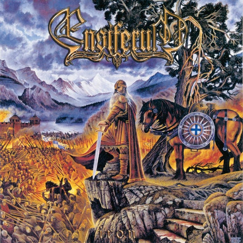 Ensiferum - Iron VINYL DOUBLE 12""