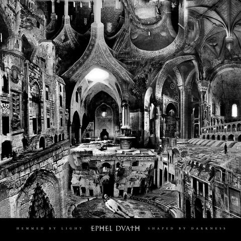 Ephel Duath - Hemmed By Light, Shaped By Darkness CD DIGIPACK