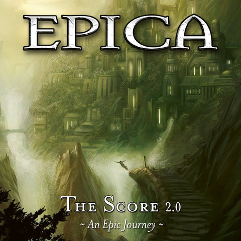 Epica - The Score 2.0 (An Epic Journey) CD DOUBLE DIGIPACK