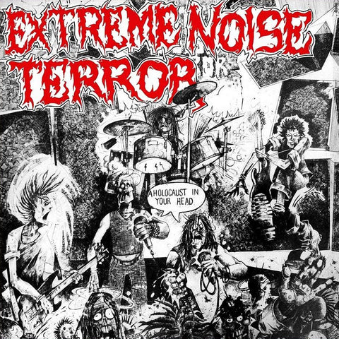 Extreme Noise Terror - A Holocaust In Your Head VINYL 12""