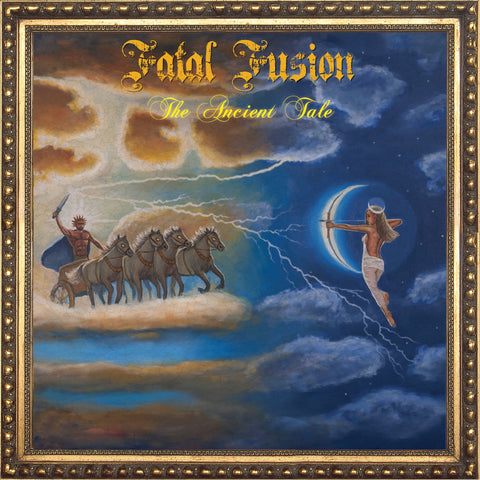Fatal Fusion - The Ancient Tale VINYL DOUBLE 12""
