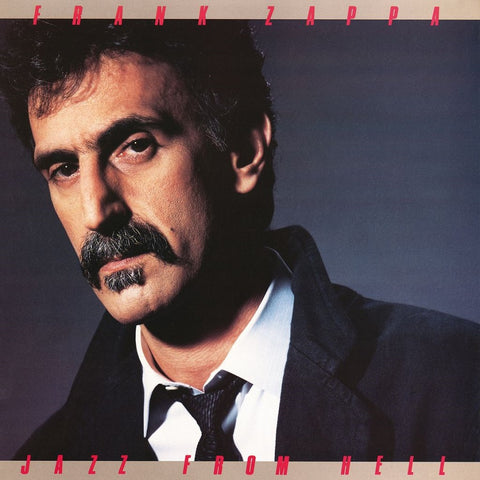 Frank Zappa - Jazz From Hell CD