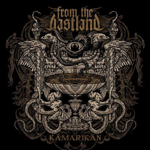 From The Vastland - Kamarika CD