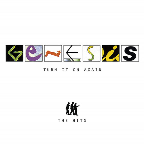 Genesis - Turn It On Again (The Hits) CD