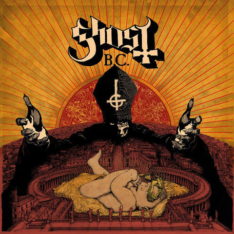 Ghost B.C. - Infestissumam CD DIGISLEEVE