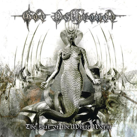God Dethroned - The Lair Of The White Worm CD/DVD DIGIPACK