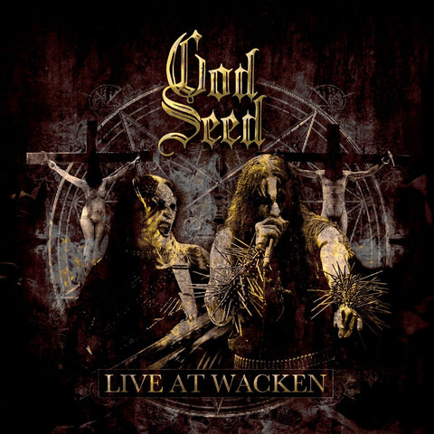 God Seed - Live At Wacken CD/DVD DIGIPACK