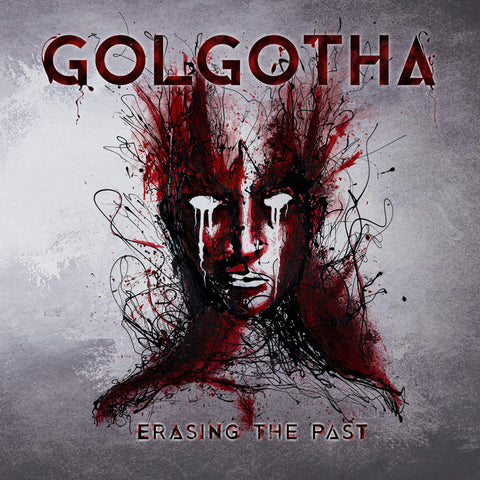 Golgotha - Erasing The Past CD