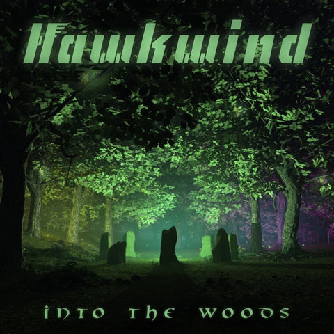 Hawkwind - Into The Woods CD DIGIPACK