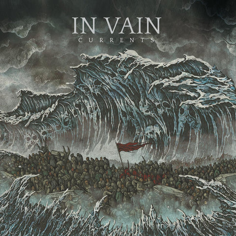 In Vain - Currents CD DIGIPACK
