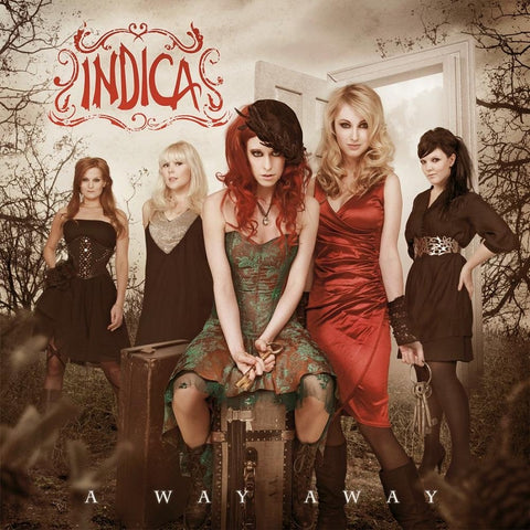 Indica - A Way Away CD/DVD