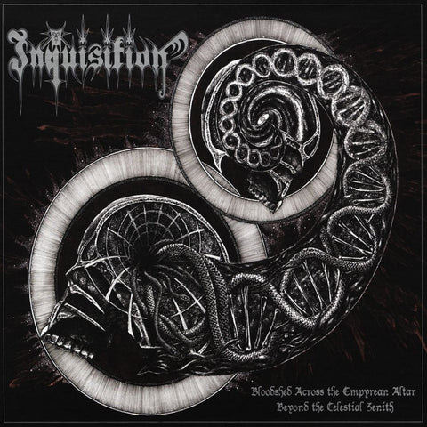 Inquisition - Bloodshed Across The Empyrean Altar Beyond The Celestial Zenith CD BOX