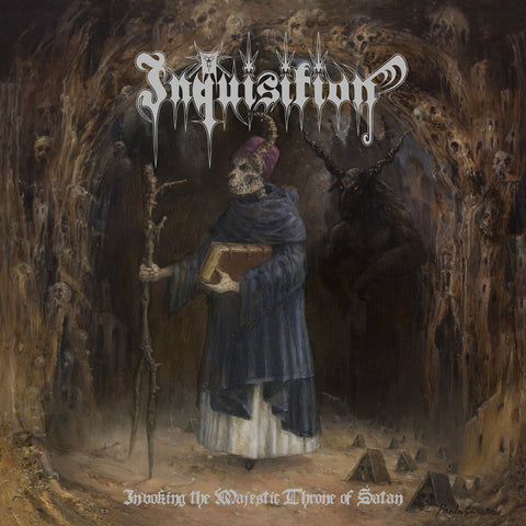 Inquisition - Invoking The Majestic Throne Of Satan VINYL DOUBLE 12""