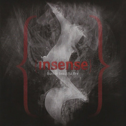 Insense - Burn In Beautiful Fire VINYL 12""