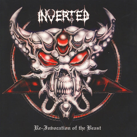 Inverted - Re-Invocation Of The Beast CD