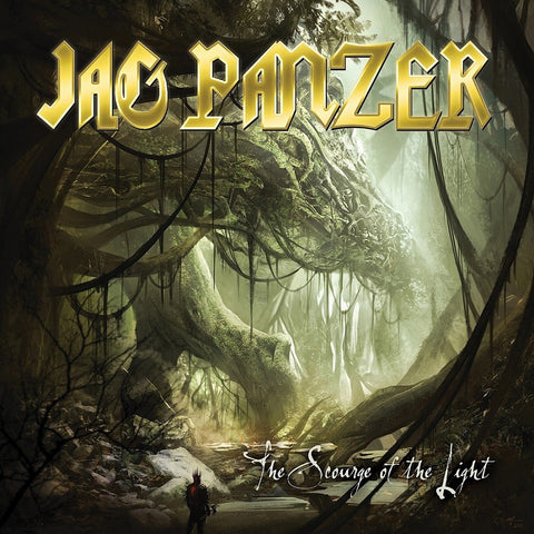 Jag Panzer - The Scourge Of The Light CD