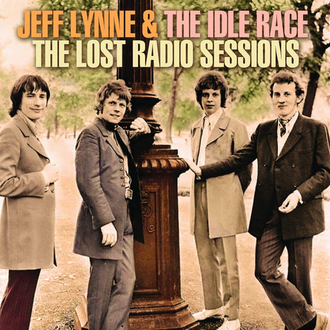 Jeff Lynne & The Idle Race - The Lost Radio Sessions VINYL DOUBLE 12""