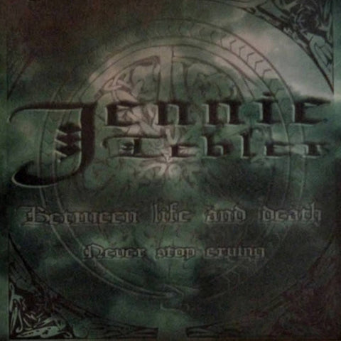 Jennie Tebler - Between Life And Death/Never Stop Crying CD DIGIPACK