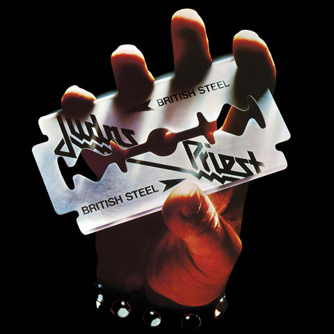 Judas Priest - British Steel VINYL 12""