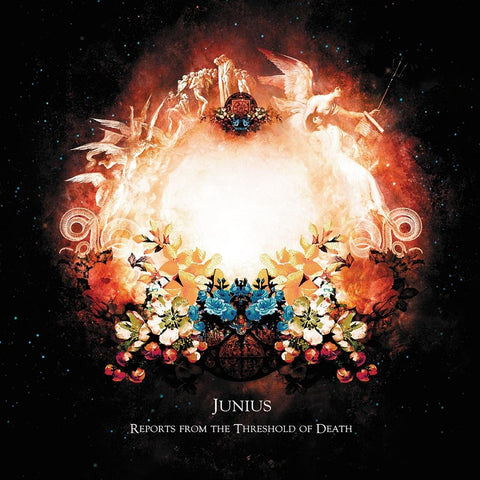 Junius - Reports From The Threshold Of Death CD DIGISLEEVE