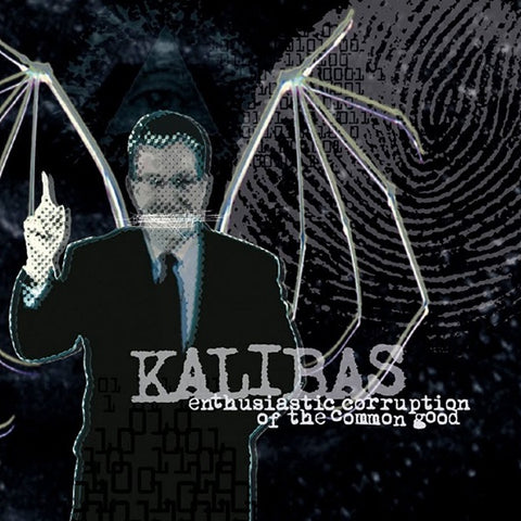 Kalibas - Enthusiastic Corruption Of The Common Good CD