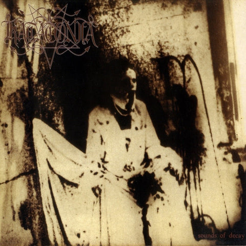 Katatonia - Sounds Of Decay VINYL 10""