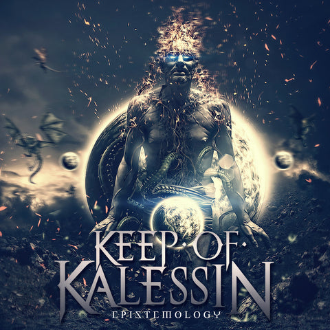 Keep Of Kalessin - Epistemology CD DIGIPACK